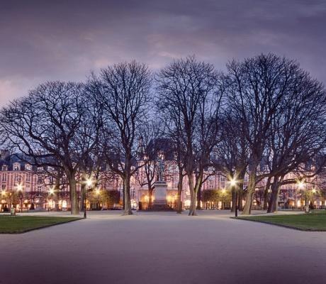 孚日廣場(Place des Vosges)